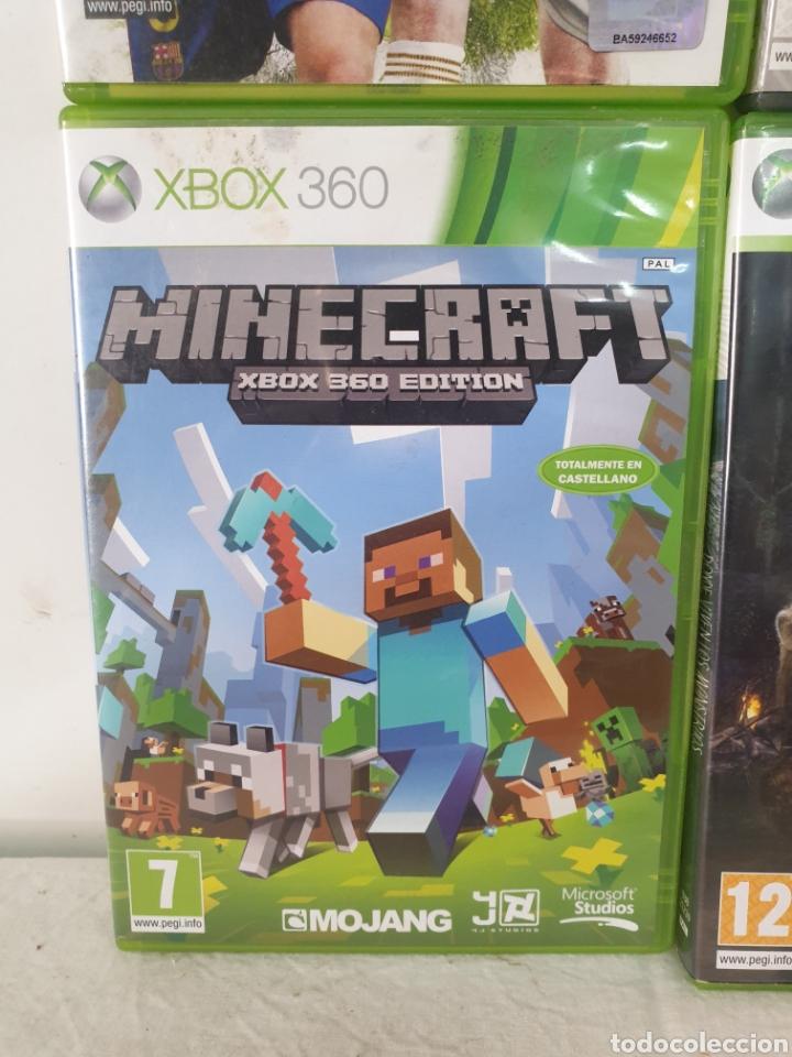 Videojuegos y Consolas: Lote Xbox 360 - Foto 4 - 218661901