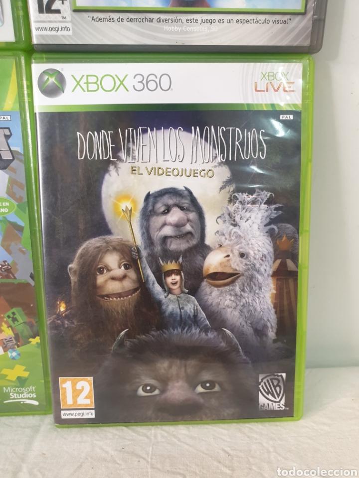 Videojuegos y Consolas: Lote Xbox 360 - Foto 5 - 218661901