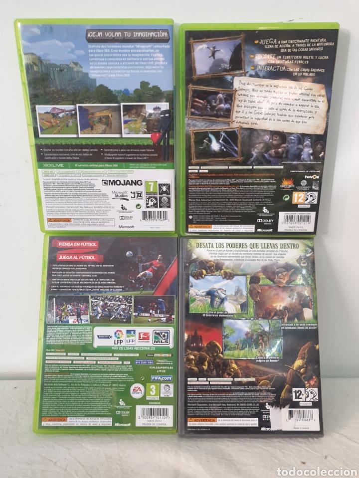 Videojuegos y Consolas: Lote Xbox 360 - Foto 6 - 218661901