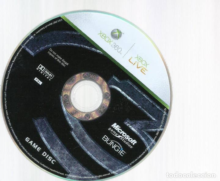 Videojuegos y Consolas: Halo 3 Edicion de Coleccionista XBOX 360 (incl. manual,) - Foto 3 - 220186150