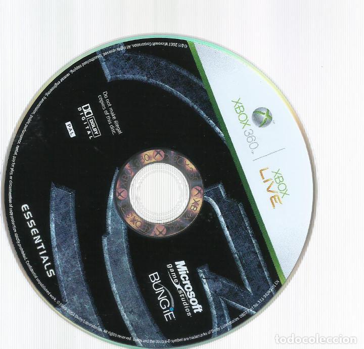 Videojuegos y Consolas: Halo 3 Edicion de Coleccionista XBOX 360 (incl. manual,) - Foto 8 - 220186150