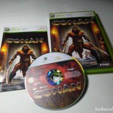 Jeux Vidéo et Consoles: CONAN ( XBOX 360 - PAL - ESP). Lote 220639551