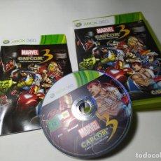 Jeux Vidéo et Consoles: MARVEL VS. CAPCOM 3 FATE OF TWO WORLDS ( XBOX 360 - PAL - ESP). Lote 220981806
