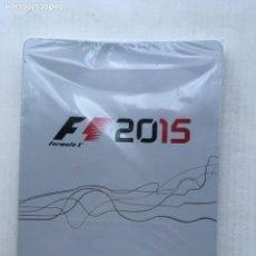 Jeux Vidéo et Consoles: FORMULA 1 2015 F1 15 CAJA METALICA VACIA STEELBOOK KREATEN X360 PC. Lote 221532090