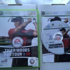 Videojuegos y Consolas: TIGER WOODS PGA TOUR 08 GOLF TIGRES WOOD XBOX X360 X-BOX 360 KREATEN. Lote 221718876