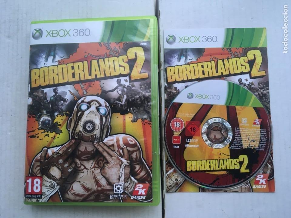 BORDERLANDS 2 XBOX 360 X360 X-360 X-BOX KREATEN (Juguetes - Videojuegos y Consolas - Microsoft - Xbox 360)