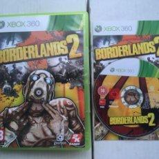 Videojuegos y Consolas: BORDERLANDS 2 XBOX 360 X360 X-360 X-BOX KREATEN. Lote 221955986