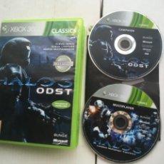 Videojuegos y Consolas: HALO 3 ODST CLASSICS XBOX 360 X360 X-360 X-BOX KREATEN. Lote 221957186