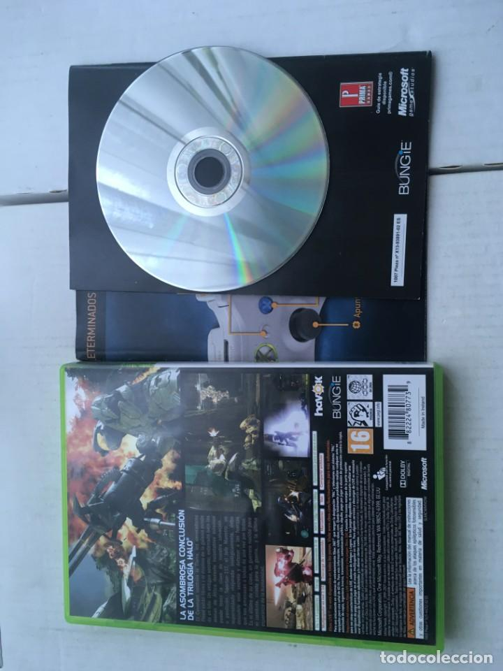 Videojuegos y Consolas: HALO 3 CLASSICS XBOX 360 X360 X-360 X-BOX KREATEN - Foto 2 - 221958282