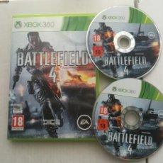 Videojuegos y Consolas: BATTLEFIELD 4 XBOX 360 X360 X-360 X-BOX KREATEN. Lote 221959418