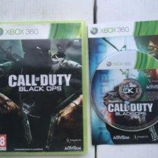 Videojuegos y Consolas: CALL OF DUTY BLACK OPS 1 XBOX 360 X360 X-360 X-BOX KREATEN. Lote 221962050