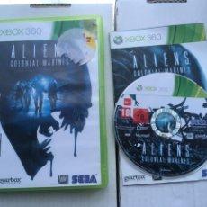 Videojuegos y Consolas: ALIENS COLONIAL MARINES LIMITED EDITION SEGA XBOX 360 X360 X-360 X-BOX KREATEN. Lote 221963515