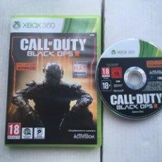 Videojuegos y Consolas: CALL OF DUTY BLACK OPS III 3 COD XBOX 360 X360 X-360 X-BOX KREATEN. Lote 221963918
