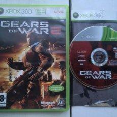 Videojuegos y Consolas: GEARS OF WAR 2 GEAR WARS II GOW XBOX 360 X360 X-360 X-BOX KREATEN. Lote 221964160