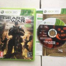 Videojuegos y Consolas: GEARS OF WAR 3 GEAR WARS III GOW XBOX 360 X360 X-360 X-BOX KREATEN. Lote 221964550