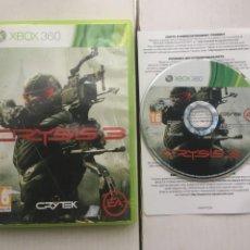 Videojuegos y Consolas: CRYSIS 3 XBOX 360 X360 X-360 X-BOX KREATEN. Lote 221964802