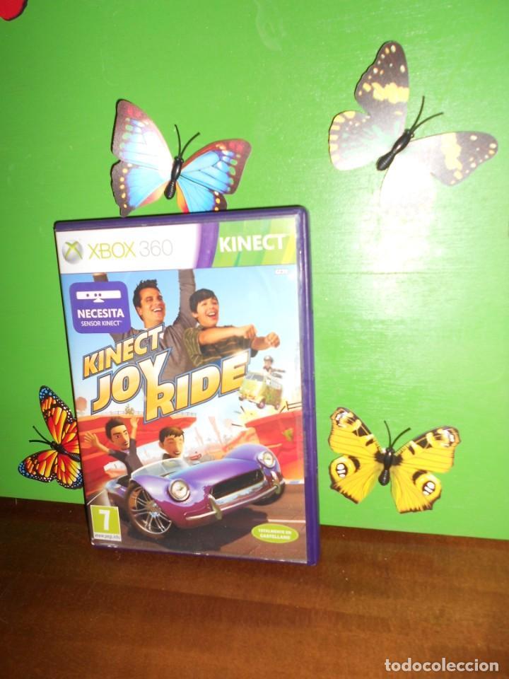 KINECT JOY RIDE - XBOX 360 (Juguetes - Videojuegos y Consolas - Microsoft - Xbox 360)