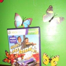 Videojuegos y Consolas: KINECT JOY RIDE - XBOX 360. Lote 221968300
