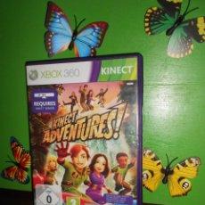 Videojuegos y Consolas: KINECT ADVENTURES - XBOX 360. Lote 221968413