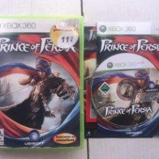 Videojuegos y Consolas: PRINCE OF PERSIA XBOX 360 X360 X-360 X-BOX KREATEN. Lote 222098376