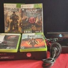 Videojuegos y Consolas: CONSOLA XBOX + 4 JUEGOS +KINET +CARGADOR NO ESTA PROBADO VER FOTOS. Lote 222415848