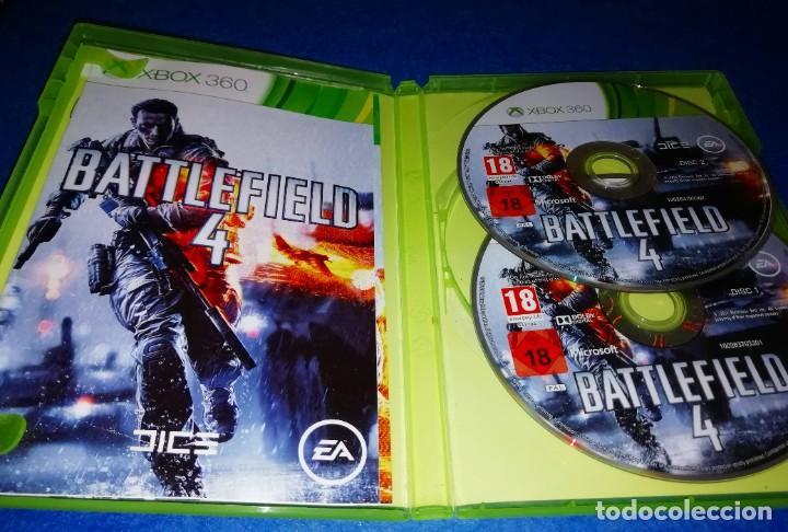 Videojuegos y Consolas: JUEGO PARA CONSOLA XBOX 360 --- BATTLEFIELD 4 --- PEDIDO MINIMO 5€ --- BOX11 - Foto 2 - 222478492