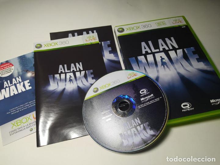 ALAN WAKE ( XBOX 360 - PAL - ESP) (Juguetes - Videojuegos y Consolas - Microsoft - Xbox 360)