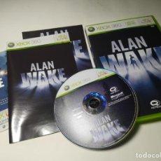 Videojuegos y Consolas: ALAN WAKE ( XBOX 360 - PAL - ESP). Lote 222488953