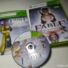 Videojuegos y Consolas: FABLE ANNIVERSARY ( XBOX 360 - PAL - ESP). Lote 222489011