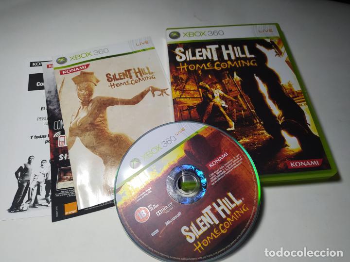 SILENT HILL HOMECOMING ( XBOX 360 - PAL - ESP) (Juguetes - Videojuegos y Consolas - Microsoft - Xbox 360)