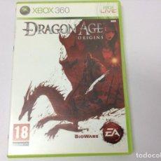 Videojuegos y Consolas: DRAGON AGE ORIGINS. Lote 222686952