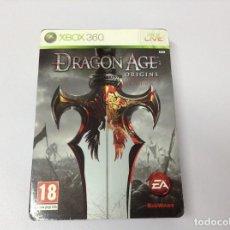 Videojuegos y Consolas: DRAGON AGE ORIGINS + DRAGON AGE AWAKENING + DRAGON AGE II + EXTRAS. Lote 222687865