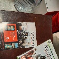 Videojuegos y Consolas: JUEGO XBOX 360 ASSASSIN S CREED II. Lote 222972663
