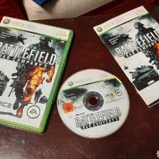 Videojuegos y Consolas: JUEGO XBOX 360 BATTLEFIELD BAD COMPANY 2. Lote 222975216