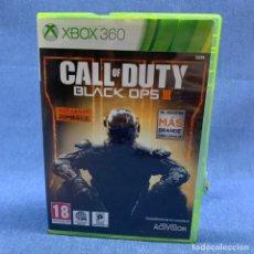 Videojuegos y Consolas: VIDEOJUEGO XBOX 360 - CALL OF DUTY BLACK OPS - CASTELLANO + CAJA. Lote 225295891