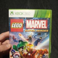 Videojuegos y Consolas: JUEGO VIDEOCONSOLA XBOX 360 LEGO MARVEL SUPER HEROES. Lote 226429725