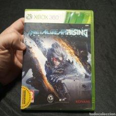 Videojuegos y Consolas: JUEGO VIDEOCONSOLA METAL GEAR RISING REVENGEANCE XBOX 360. Lote 226430240