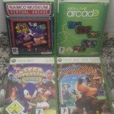 Videojuegos y Consolas: LOTE 4 JUEGOS XBOX. Lote 226757592