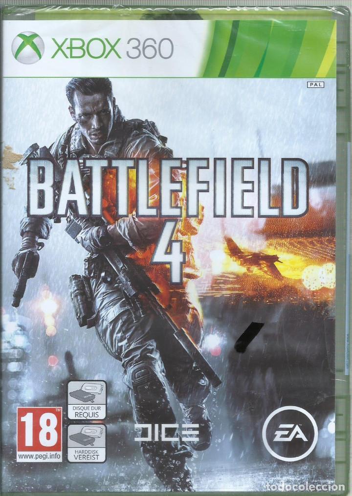 BATTLEFIELD 4 XBOX 360 (CAJA EN INGLES Y JUEGO EN CASTELLANO) PRECINTADO (Juguetes - Videojuegos y Consolas - Microsoft - Xbox 360)
