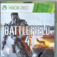 Videojuegos y Consolas: BATTLEFIELD 4 XBOX 360 (CAJA EN INGLES Y JUEGO EN CASTELLANO) PRECINTADO. Lote 227146620