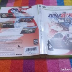 Videojuegos y Consolas: SUPERSTARS V8 RACING PAL ESPAÑA XBOX 360. Lote 227242850