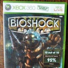 Videojuegos y Consolas: BIOSHOCK - XBOX 360. PAL -. Lote 228619060