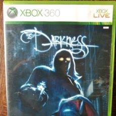 Videojuegos y Consolas: THE DARKNESS - XBOX 360. PAL -. Lote 228619480