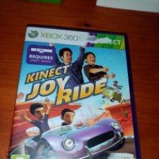 Videojuegos y Consolas: XBOX 360. KINECT JOY RIDE. REQUIERE KINECT SENSOR.. Lote 229309270