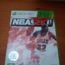 Videojuegos y Consolas: XBOX 360 NBA 2K11. Lote 229309640