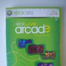 Videojuegos y Consolas: LIVE ARCADE XBOX 360. Lote 250337780