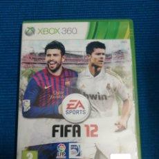 Videojuegos y Consolas: FIFA 2012 XBOX. Lote 230714900