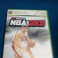 Videojuegos y Consolas: NBA 2K9 SPORT XBOX 360. Lote 230731745