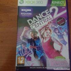 Videojuegos y Consolas: DANCE CENTRAL 2 XBOX 360 ESPAÑOL COMPLETO. Lote 230753965