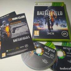 Jeux Vidéo et Consoles: BATTLEFIELD 3 ( XBOX 360 - PAL - ESP). Lote 230755535